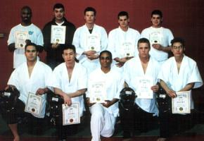 University of Missouri Pankration Team, 2002